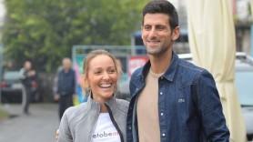 Novak Djokovic şi soţia sa au avut rezultate negative la ultimul test pentru Covid-19